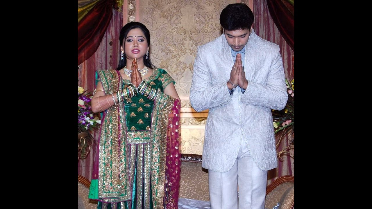 Actor Jayam Ravi Marriage Stills