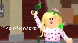 The Murderer || A Roblox Trailer || Coming Never