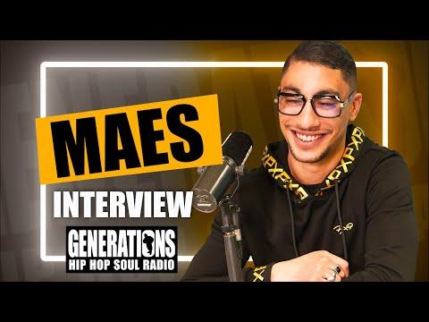 Youtube: Interview Maes: »Le plus gros salopard c'est Booba…»