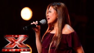Can nervous Neneth impress? | Auditions Week 3 | The X Factor UK 2015