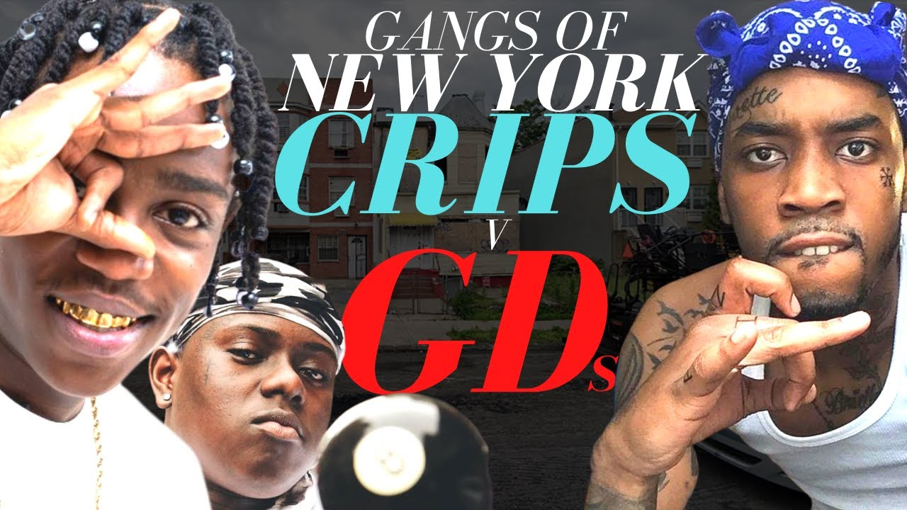 Download New York's Deadly Gang War - Crips v GDs