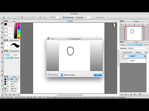 how to animate in firealpaca SO EASY