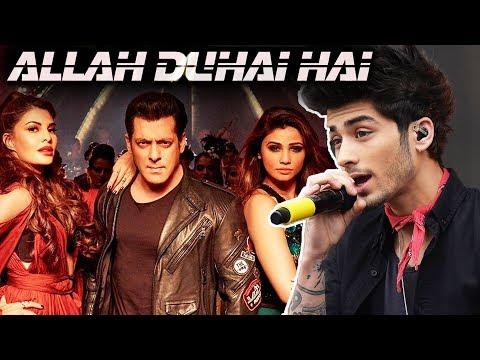 Zayn Malik ने गाया Salman Khan का Allah Duhai Hai गाना, Fans की मांग