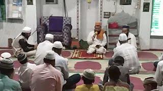 Mahana Sunni Ijtema, Chandpeer Masjid. #Maulana_Zahir_Misbahi_Sahab_Gujrat.18/03/2019,Somvar.