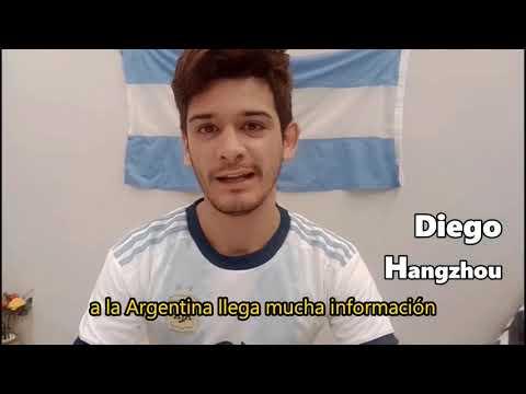 14  argentinos que viven en China piden ser repatriados