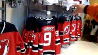 Tour of the Devils store in Newark NJ by JNay 77.