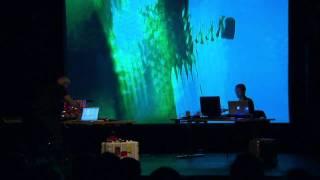 Morton Subotnick & Lillevan - LIVE