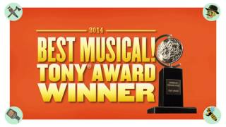 See this hilarious Tony Award winner March 2-4 (5 shows)