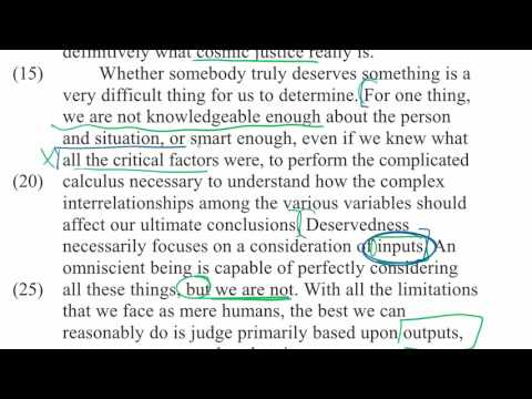 Clarify meaning—Law passage | Example | Reading comprehension | LSAT | Khan Academy