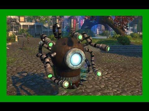 Neverwinter - Beholder Tank Farming
