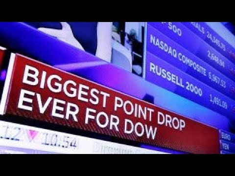 Dow could plummet to 14,000 by April, economic forecaster warns