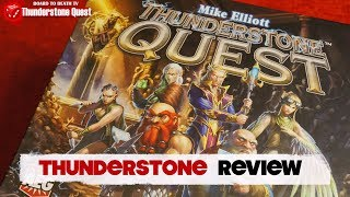 Thunderstone Quest Board Game Video Review