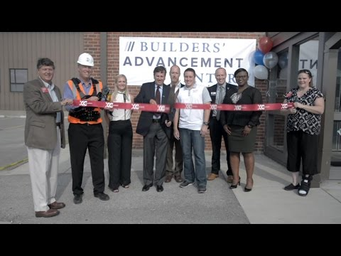 Builders' Association Advancement Center Grand Opening