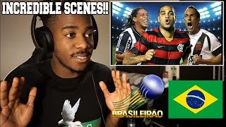 THE MOST BEAUTIFUL GOALS IN THE HISTORY OF THE BRAZILIAN LEAGUE | Reaction