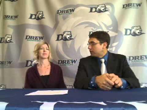 Video Chat For International Students: Drew University