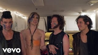 Baixar Marianas Trench - This Means War (Behind The Scenes)