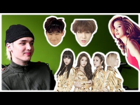 reacting to new k-pop songs [MAMAMOO / SUNMI / JUS2] Mp3