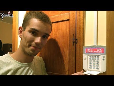 Ugradjujem PARADOX alarm ceo dan VLOG