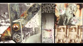 Napalm Death - Volume Of Neglect (Enemy of The Music Business 2001)