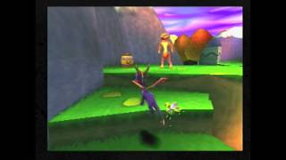 Spyro The Dragon 3 | Year of the Dragon Gameplay | Playstation 1 (Part 1) | Robles Junior