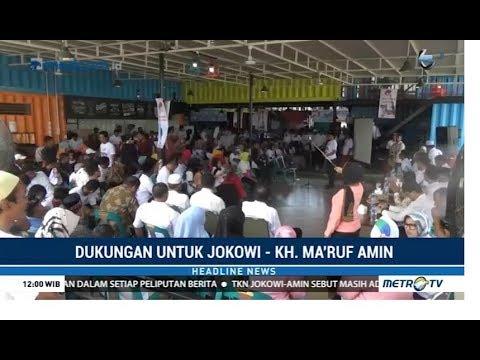 Dukungan ke Jokowi-Ma'ruf di Bireuen Aceh