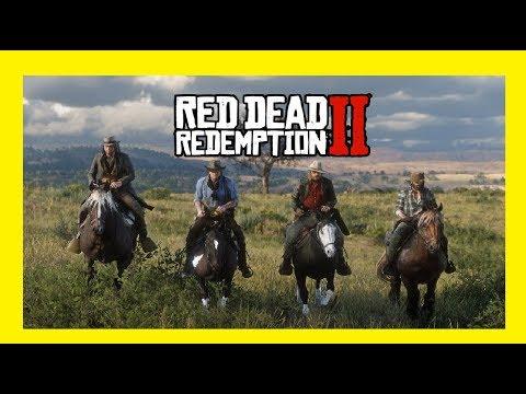 Red Dead Redemption 2 - Le Film Complet En Français (FilmGame) part 5