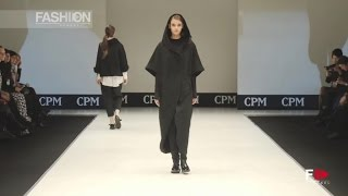 ALEXANDRA CPM Moscow Fall 2016 2017 by Fashion Channel