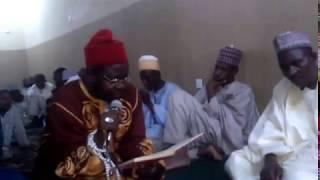 Diwan  of  Sheikh Ibrahim Inyass by  Sayyid  Ismail  Umar Almaddah