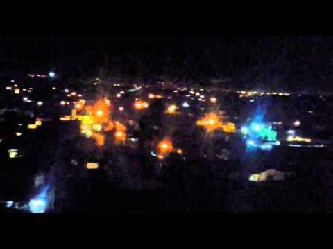 Ruidos Extraños en el cielo Toluca,México (Trompetas del apocalipsis)