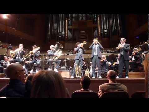 Penny Lane - Canadian Brass - Ryan Anthony and Brandon Ridenour