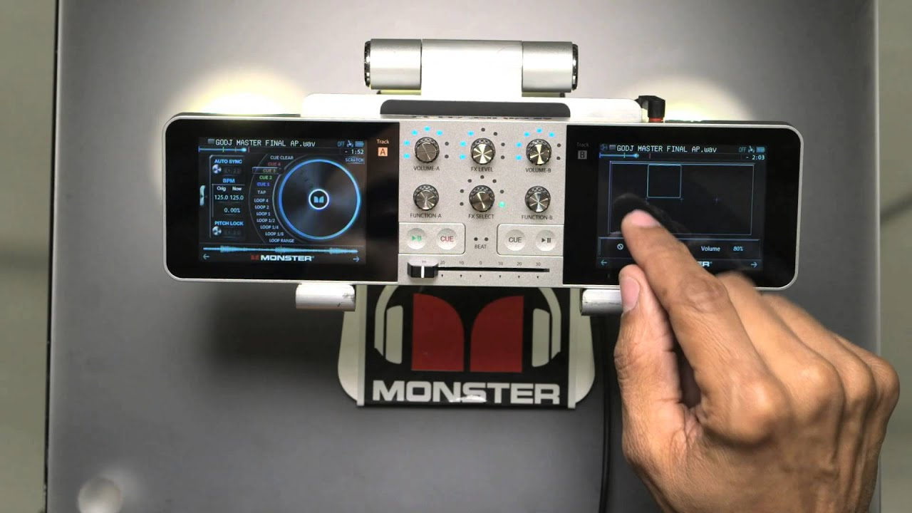 Monster Go-DJ   what is it good for, if anything? - Gearslutz