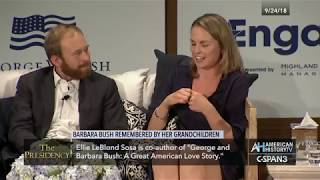 The Presidency: Barbara Bush's Grandchildren Preview