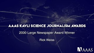 Connecting Journalists and Scientists: Rick Weiss on SciLine thumbnail