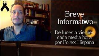 Breve Informativo - Noticias Forex  del 25 de Septiembre 2018