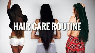 HAIR CARE ROUTINE // SAMM PINKOFF // HAIR MYTHS!