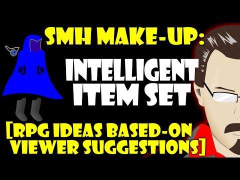 Intelligent Item Set  - Creative Make-Up for Sunday Morning Heroes