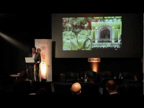 """Tom Doctoroff presents """"What Chinese Want"""" (60') at China Connect InTheCity"""