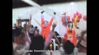 Tereréco e Cia - A festa do Trem -  Festa da Ana Clara (1 ano)