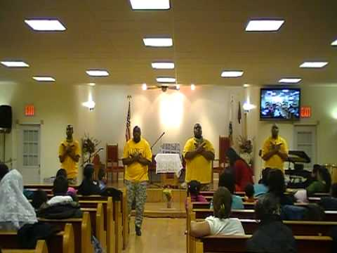 ANQ NY FRAT STEPPING @ MIZPAH CHRISTIAN CHURCH IN BROOKLYN