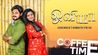 EXCLUSIVE: Oviya Serial - Interview With Oviya | Surya | Gomathi Priya | Surender | Coffee Time