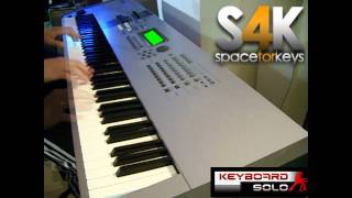 Yamaha Motif Es8 Demo Part 1 - 3 by S4K ( performance Mode ) - Space4keys