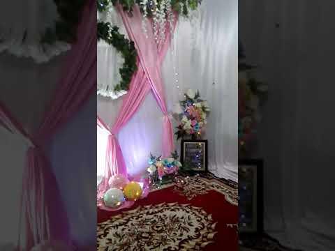 hasil dekorasi hantaran sederhana tapi mewah.😊😊 - youtube