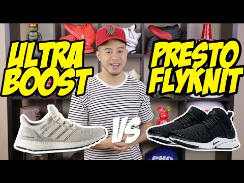 nike air vs adidas boost