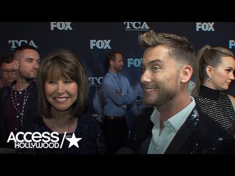 Lance Bass On Why He Asked Mom Diane Bass To Compete With Him On 'My Kitchen Rules'