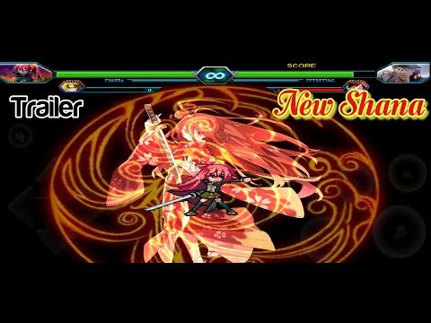 [Trailer] New Shana - Bleach VS Naruto MUGEN - 동영상