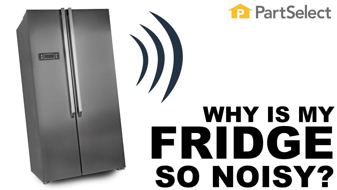 How To Fix Noisy Refrigerator Fridge Repair