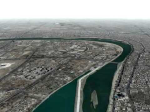 Baghdad, Iraq 2002 CNN, ABC, ABC, CBS, BBC ARD ZDF News
