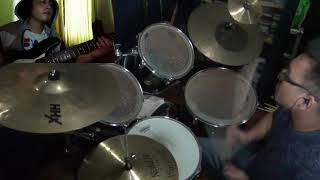 I Love You But I'm Letting Go - Pamungkas (Drum Cover)