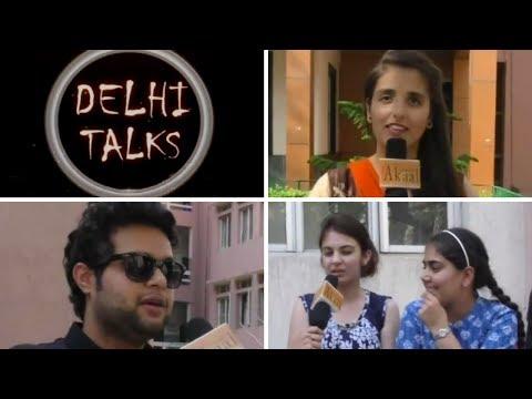 Delhi Talks : Students of Khalsa College Delhi On ANTI ROMEO SQUAD | Episode 2