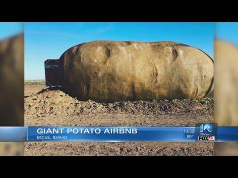 Frosty - Idaho Potato Airbnb
